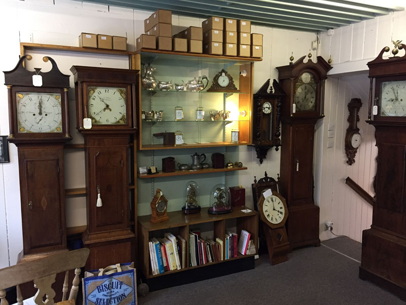 shrewsbury clock shop